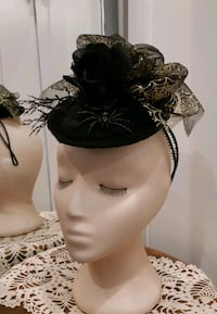 Halloween Handmade Fancy Costume Hat *Delivery Available* Hamilton, L9H 5N7