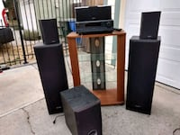 black and brown surround soundsystem Sacramento, 95833