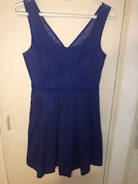 American Eagle Outfitters blue pleated dress size 0 Toronto, M5R 1A6