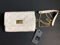 Women bag. White color. PIKESVILLE