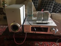 RCA receiver with the speaker a remote control Ashburn, 20147