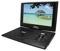 Sylvania SDVD1332 13.3-Inch SwivelPortable DVD Player with USB - $45