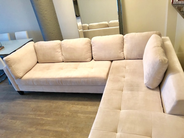 Macy's Rylee section couch