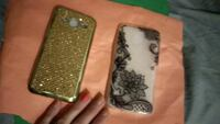 Brand new Samsung j cover and Samsung s