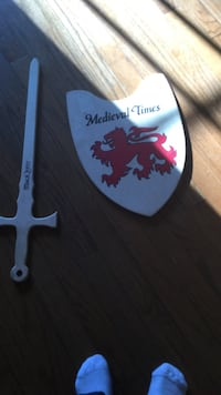 white and sword and shield Germantown, 20874