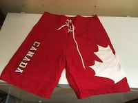 Canada red branded board swimming casual shirts  Niagara Falls, L2E 1Y9