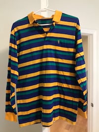 YSL Vintage Polo Rugby Shirt