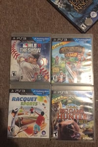 PS3 Console game