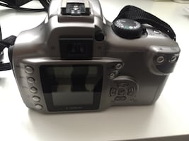 Selling my cameras Canon EOS DS6041