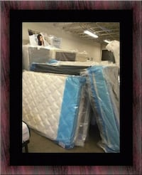 Twins $80 or full $90 mattress and box spring Adelphi