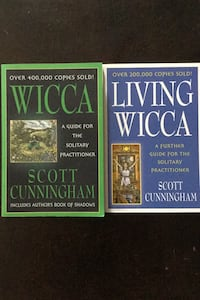 Books about Wicca