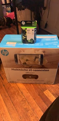 Brand new Hp officejet pro 8600 printer with 2 pack of ink New York, 11204