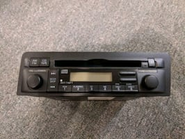 *New* 2005 Honda Civic OEM CD Stereo