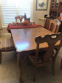Solid Wood Dining Room Set Spring Hill