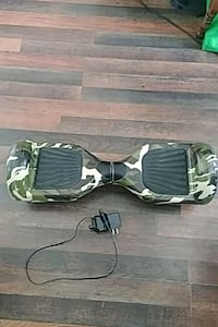Bluetooth hoverboard with built in speaker