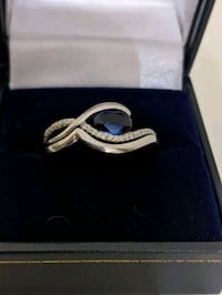 Engagement and wedding band set Barrie, L4N 0N4
