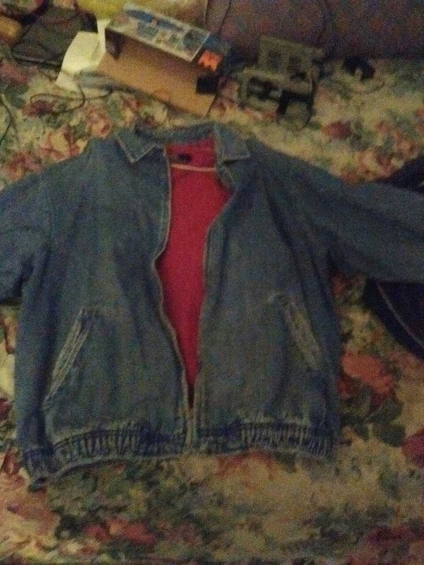 Vintage Polo Jacket with thick Lining-$150 56058f8d-f673-412a-893e-1fe028a24f6d