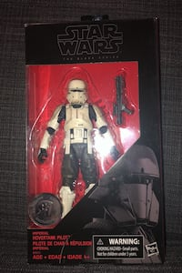 Star Wars The Black Series Imperial Hovertank Pilot