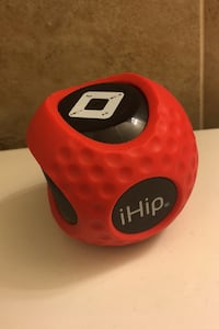 Red ihip Bluetooth speaker  Alexandria, 22306