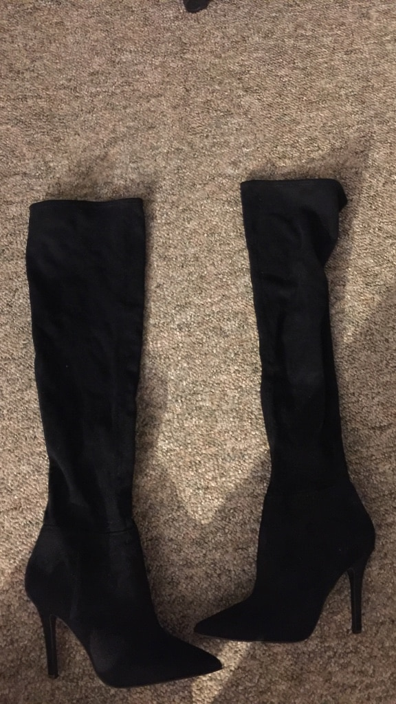 thigh high aldo boots in vancouver letgo