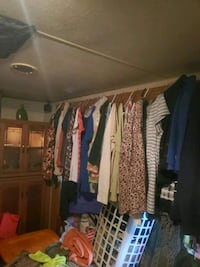 Cleaning out closet