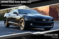 Chevrolet-Camaro-2012 Norfolk