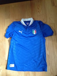 Authentic Puma Italia Soccer Jersey