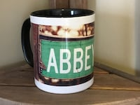 A mug for Abbey Vaughan