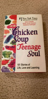 Chicken Soup for the Soul book Las Vegas, 89139