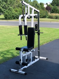 Yukon Fitness Tricep Pulldown, Bicep Curl, Fly Machine, Leg Extension Woodbridge, 22191