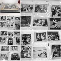 HUGE LOT of 101 VINTAGE AP News Wire Photos - Barry Sanders, Gretzky.. Pascoag, 02830