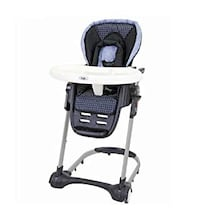 Baby high chair - good condition Laval