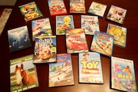 17  DVDs  Maple Grove