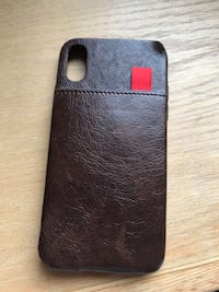 iPhone X/XS wallet case Calgary, T3E