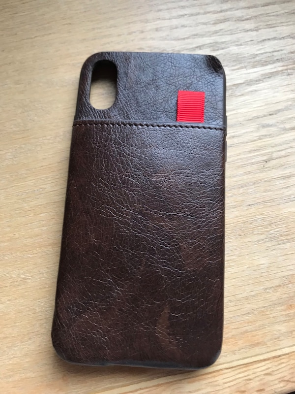 iPhone X/XS wallet case