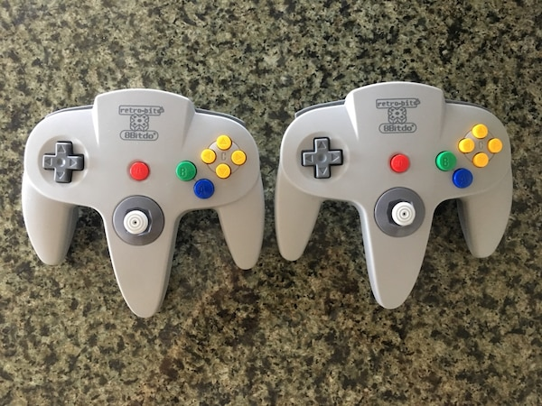 bluetooth n64 controller android