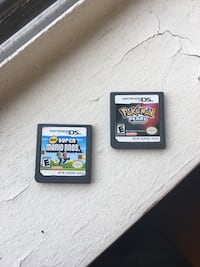 Ds lite with 2 games  London, N6H 4S2