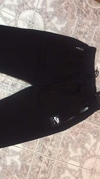 black and gray Nike shorts Vancouver, V5R 3H7