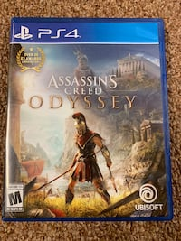 Assassin's Creed Odyssey PS4 Silver Spring, 20905