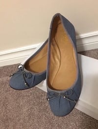 Brand new-leather shoes, size:7 Calgary, T2A 4H7