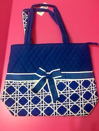 Used Blue diaper bag for sale in Spring Hill - letgo fbac4d293ce1b