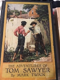 Mark Twain- Tom Sawyer  Quincy, 02169