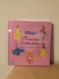 Disney's Princess Collection Story Book - Brand New