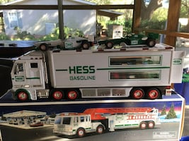 HESS TRUCKS a  [PHONE NUMBER HIDDEN] 3,