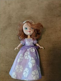 Sofia the first doll Abilene, 79602