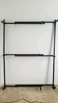 Expandable metal bed frame Silver Spring, 20904