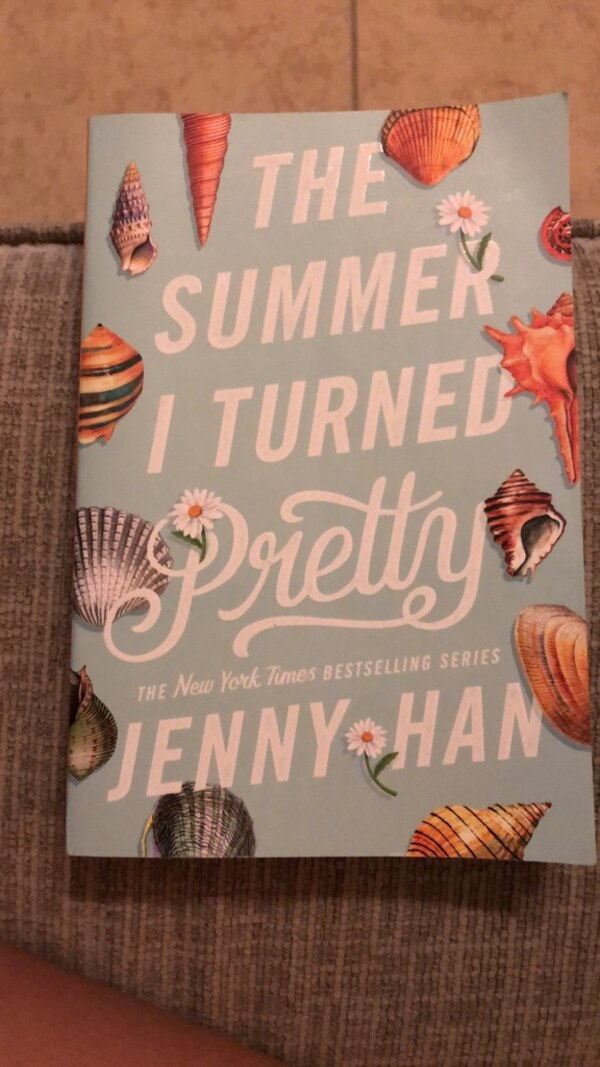 Used Book by Jenny Han:The Summer I Turned Pretty for sale
