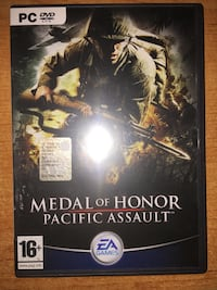 Medal of Honor Pacific assalto PC DVD Roma, 00153
