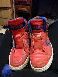 Converse weapons old School basketball shoes 2360 mi
