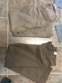 two gray and brown shorts Knoxville, 37938